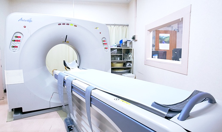 全身CT室